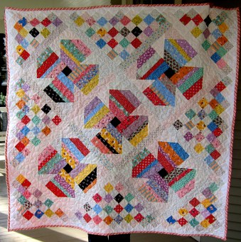 Many Patterns   PATCHWORK BABY QUILT PATTERNS